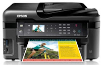 Epson WorkForce WF-3520 Drivers Download & Wireless