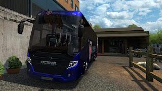 Mod Scania Touring M Husni