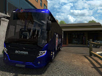 Mod EP 3.5 Scania Touring By Muhamad Husni ETS2