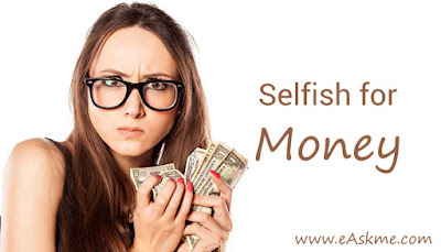 Selfish Ways to make money Using Relationship: eAskme
