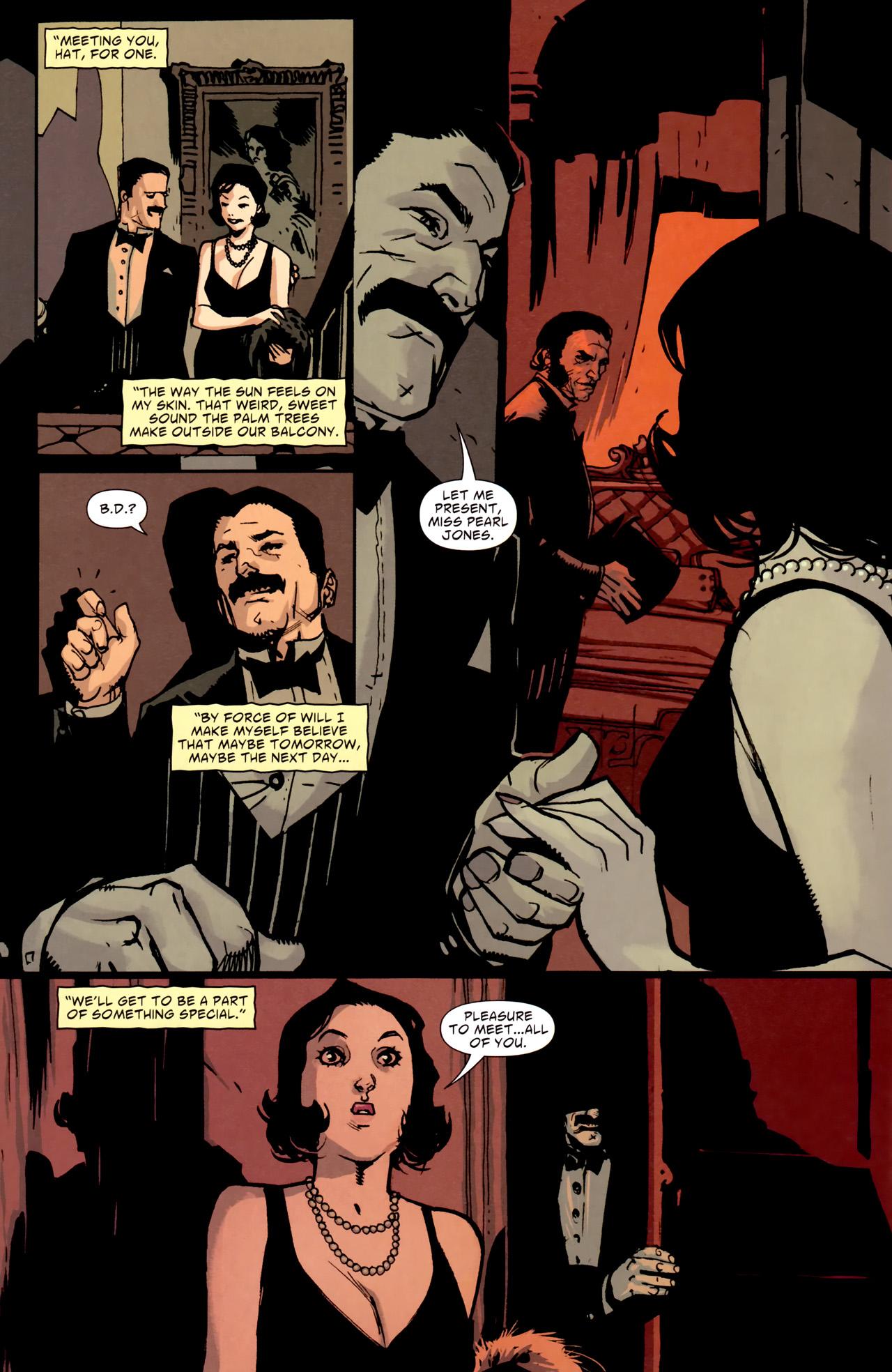 Read online American Vampire comic -  Issue #1 - 16