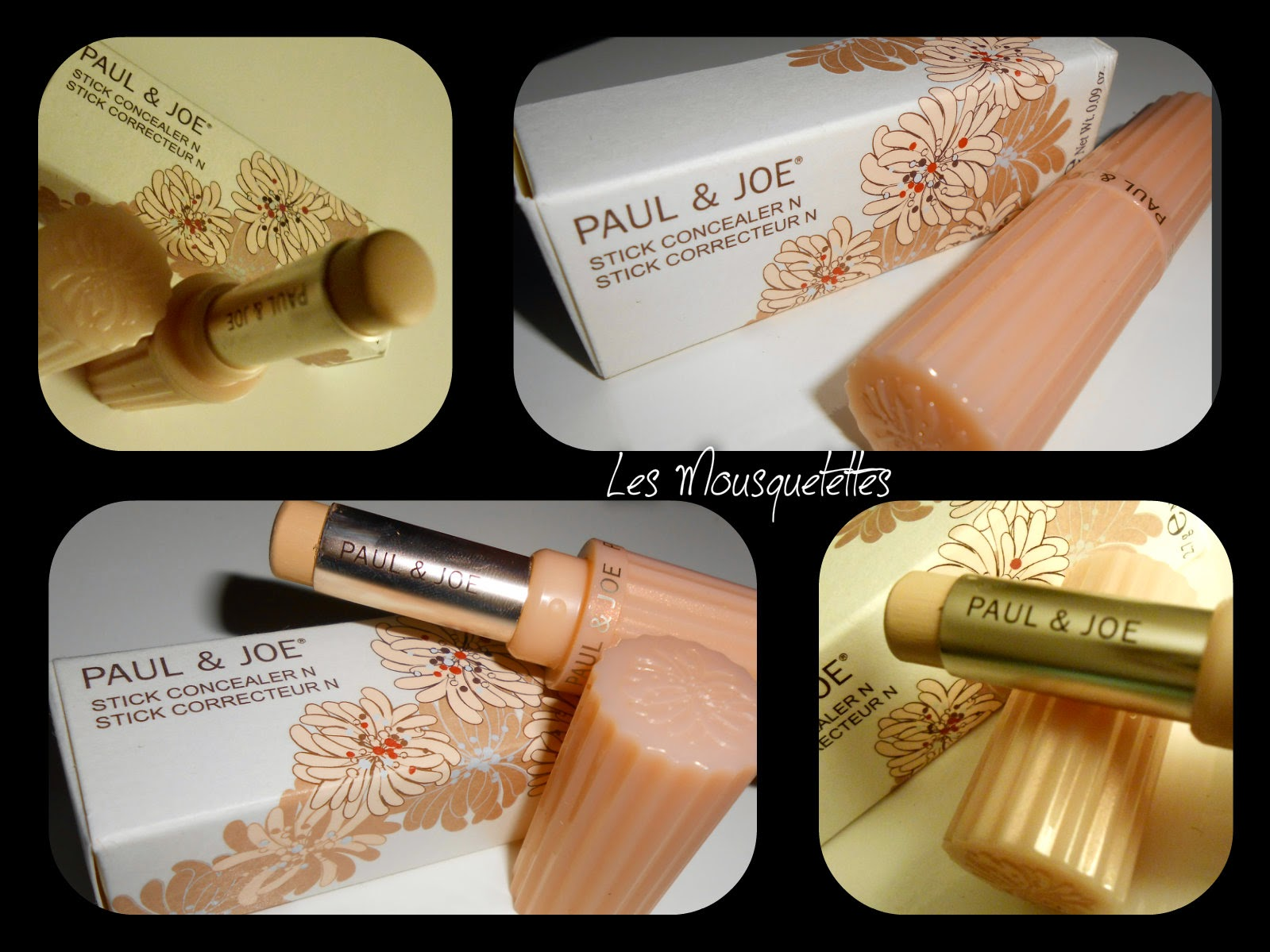Stick correcteur Paul&Joe - Les Mousquetettes©