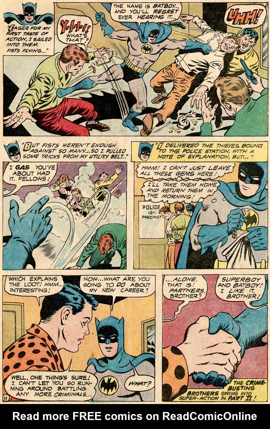 Read online World's Finest Comics comic -  Issue #172 - 17