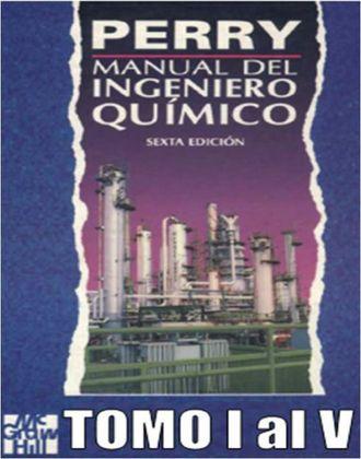 Manual del ingeniero quimico perry i v dropbox espa ol for Perry cr309 s manuale