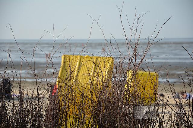 Cuxhaven to nadmorski kurort w Dolnej Saksonii nad Morzem Wattowym