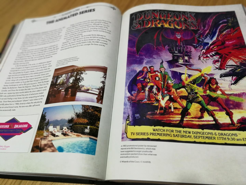 Art & Arcana - Guía de Dungeons & Dragons - Dibujos Animados