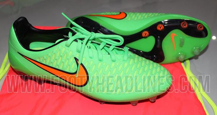 Nike Magista Opus en color verde (1) 1