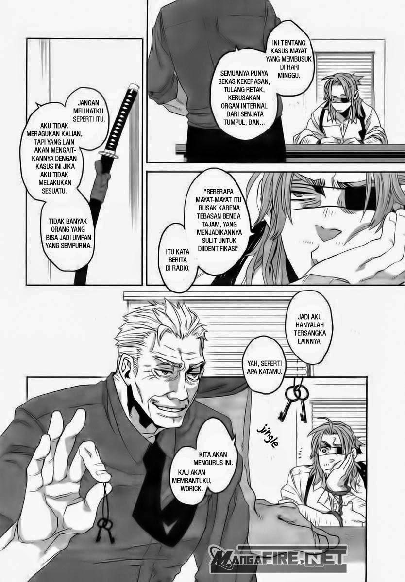 Dilarang COPAS - situs resmi  - Komik gangsta 007 - chapter 07 8 Indonesia gangsta 007 - chapter 07 Terbaru 9|Baca Manga Komik Indonesia|
