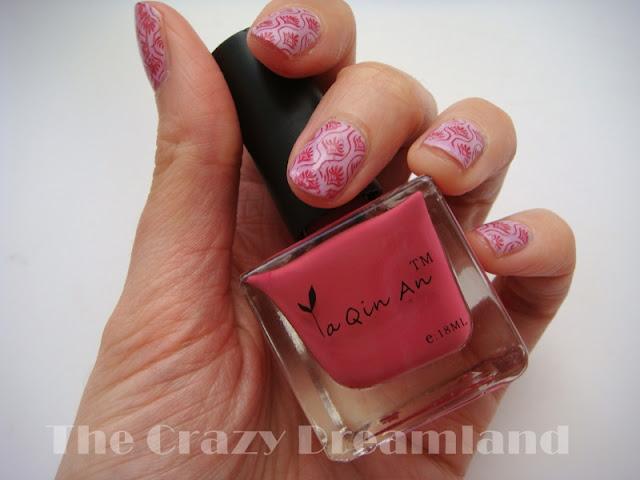 bornprettystore stamping nail polish