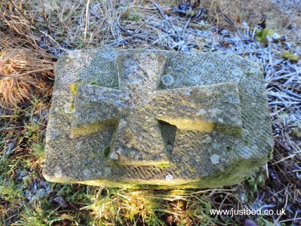 Modern Sanctuary Way Marker, Ripon, North Yorkshire