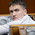 Надежда Савченко поражает: в таком виде ее еще не видел никто (Видео)