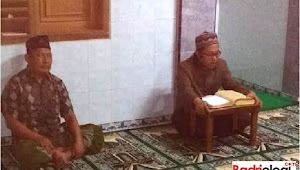 Al-Mawâidlul Ushfuriyyah, Kitab Kuning Berisi Cerita