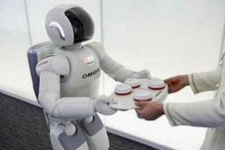 Robot tercanggih dan pintar di dunia 2014