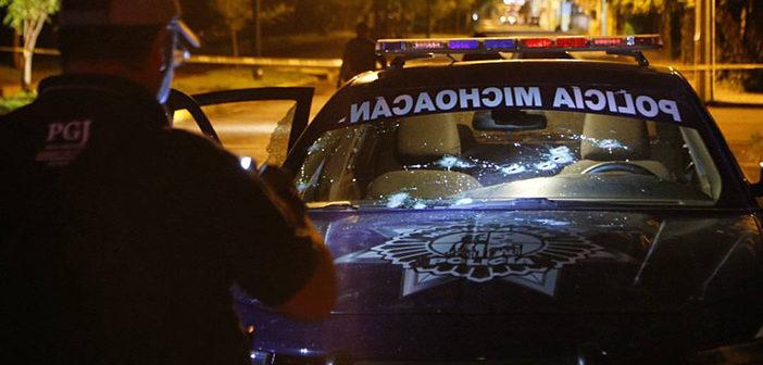 Declaran 17 policías de Michoacán por violencia en los límites con Jalisco