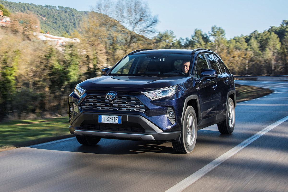 Are These The Specs And Prices Of The 2019 Toyota Rav4 Philippine