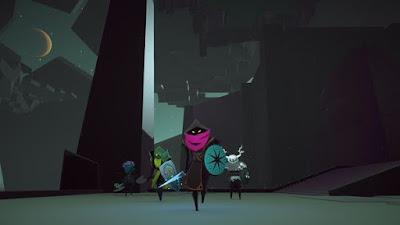 تجربة العبة مغامر مجهول والهروب من أرواح شيطانية