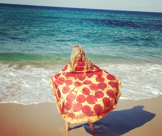 Pizza Towels
