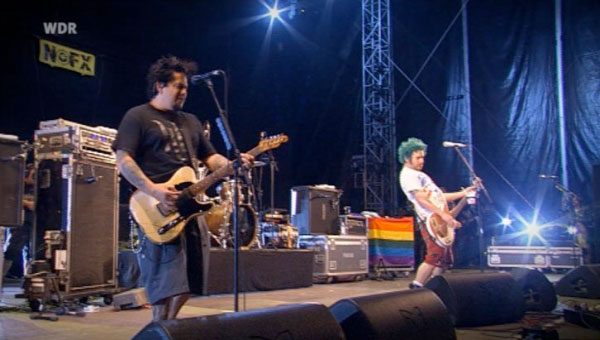 NOFX Live @ Area 4 (2011)