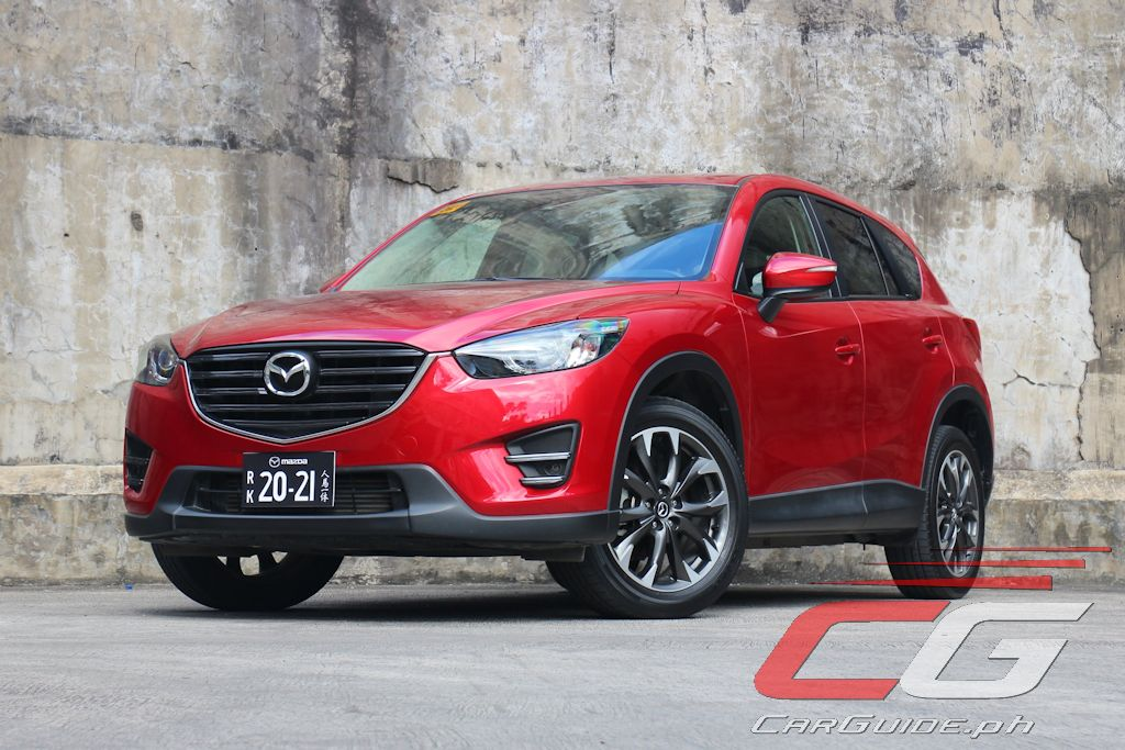 Review: 2017 Mazda CX-5 AWD 2 2 Skyactiv-D | Philippine Car News
