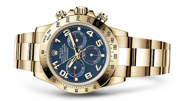 Photo of Yellow Gold Rolex Cosmograph Daytona
