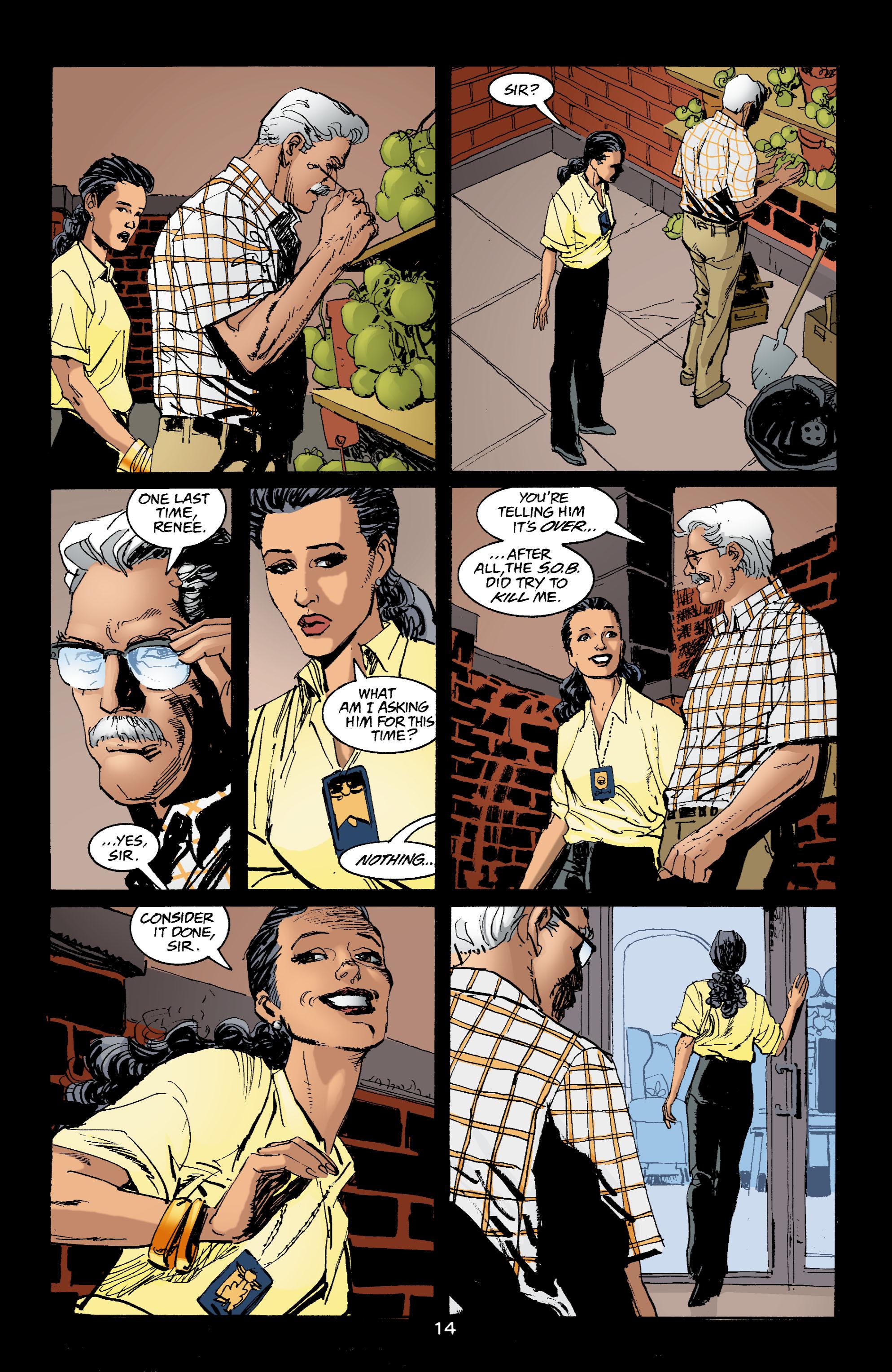 Detective Comics (1937) 735 Page 13