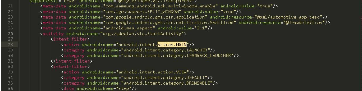 The Black Hat Art of Backdooring Android APK   Part 1   Lucideus
