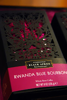 Rwanda Blue Bourbon Coffee
