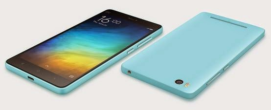 Xiaomi Launched Mi 4i, 5-inch Full HD 64-bit Octa Core Android Lollipop