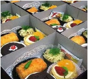 catering snack box Jepara