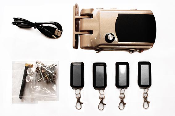 Un extrExtra de seguridad en tu negocio o vivienda con una cerradura invisible