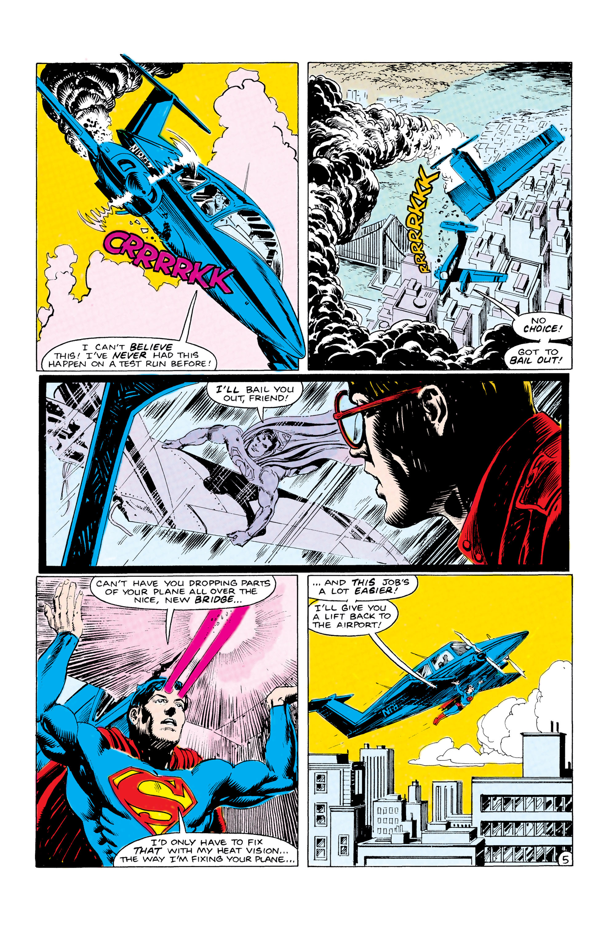 Read online World's Finest Comics comic -  Issue #314 - 6
