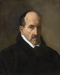 Góngora, retrato, Velázquez