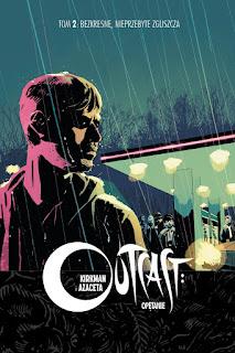 Outcast tom 2 okładka