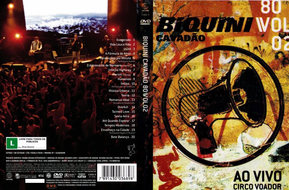 AO CD NO BAIXAR CIRCO VOADOR BIQUINI VIVO CAVADAO