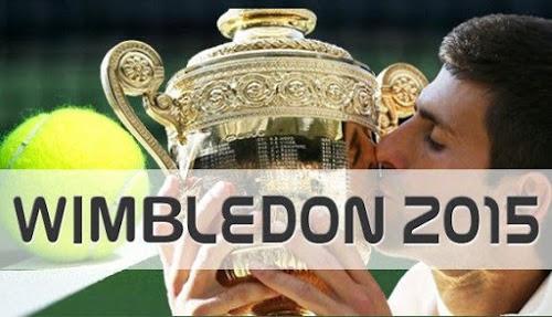 Wimbledon Live stream 2015