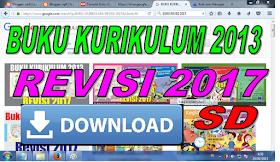 download kumpulan buku kurikulum 2013 revisi 2017