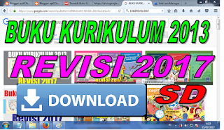 download kumpulan buku kurikulum 2013 revisi 2017