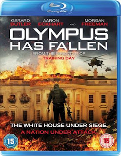 Olympus Has Fallen 2013 BRRip Full Movie Watch Online Free Movie