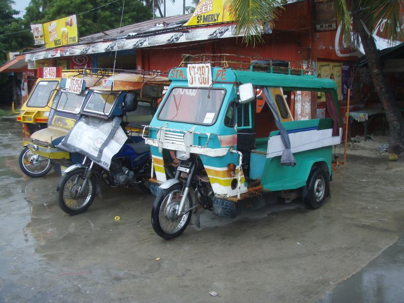 Log Of The Katie Lee Tricycles Of The Philippines