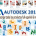 DESCARGAR AUTODESK 2017 / AUTOCAD, CIVIL 3D, REVIT, ARQUITECTURE, INVENTOR, 3ds MAX, ETC