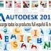 DESCARGAR AUTODESK 2017 / AUTOCAD, CIVIL 3D, REVIT, ARQUITECTURE, INVENTOR, 3ds MAX, ETC