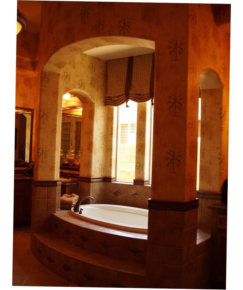 Beautiful master bathrooms latest designs ellecrafts for Custom master bathroom designs