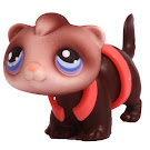 Littlest Pet Shop Singles Ferret (#33) Pet