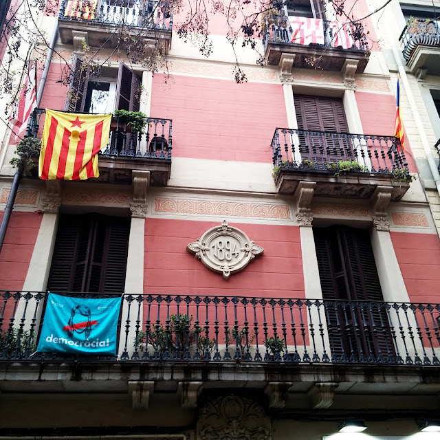 indépendance,democratie,2018,octobre,madame-gin,blog,gracia,barcelone,catalogne