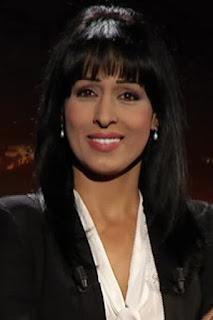 ليلى بوزيدي (Leila Bouzidi)، مذيعة جزائرية