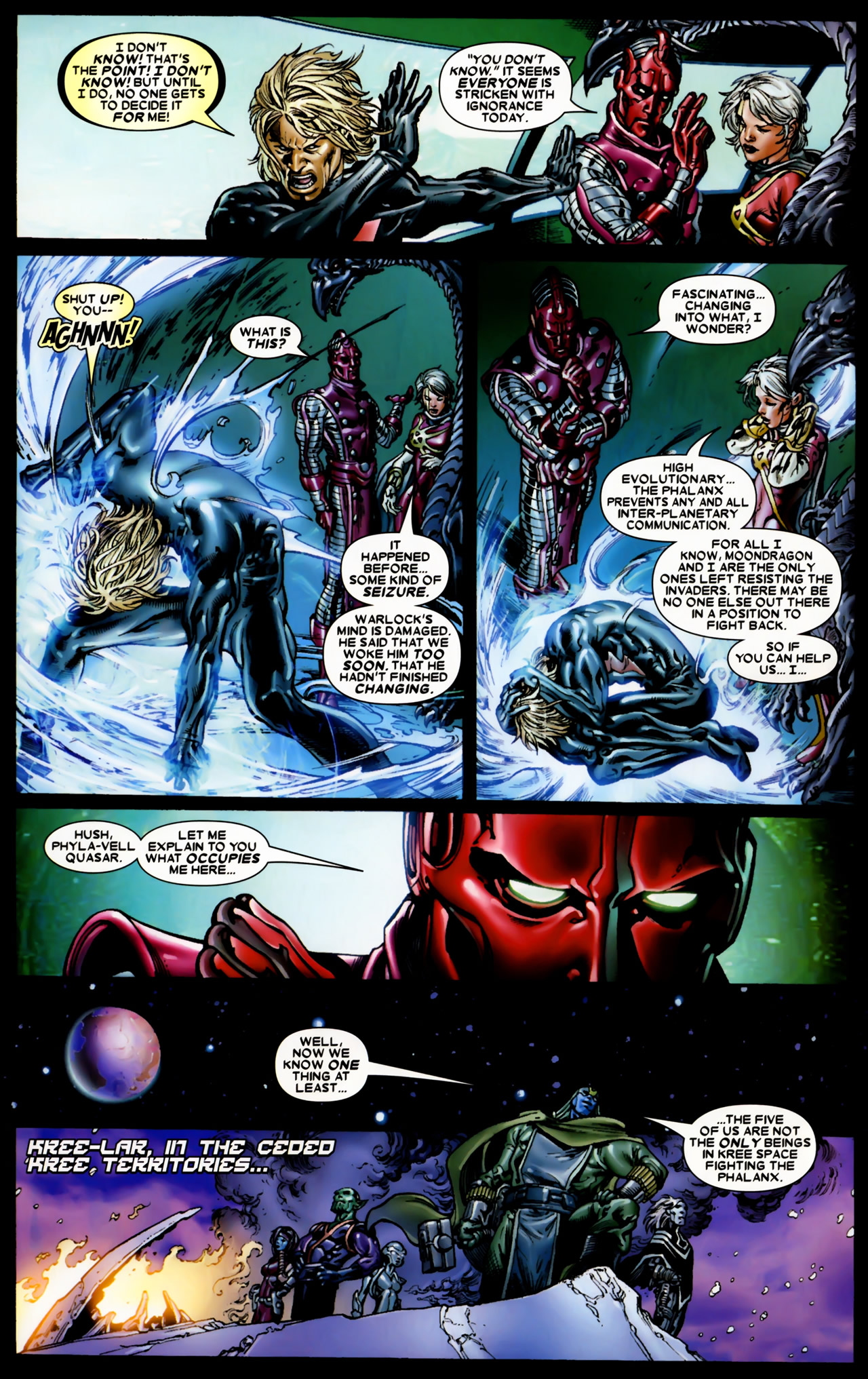 Read online Annihilation: Conquest comic -  Issue #2 - 9