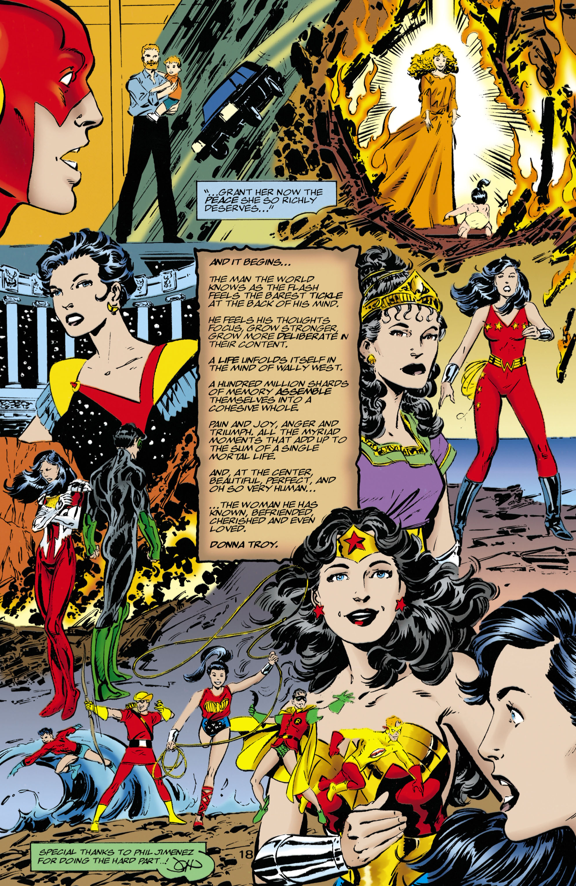 Read online Wonder Woman (1987) comic -  Issue #136 - 19