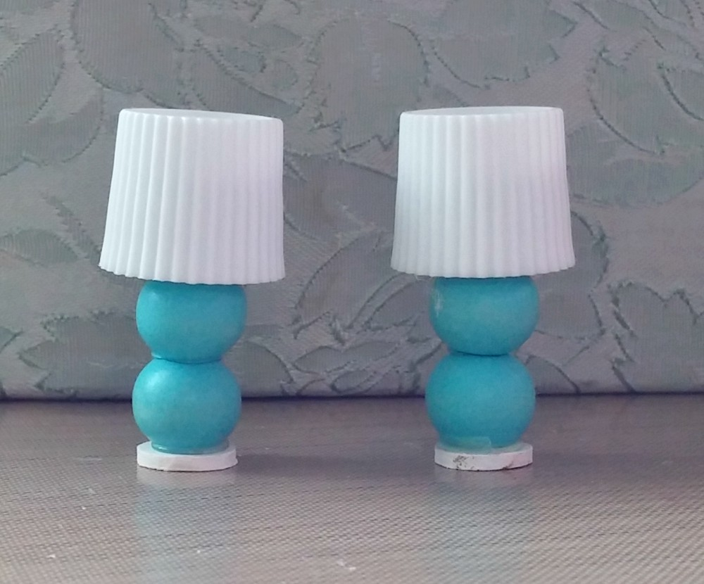 dollhouse lamps