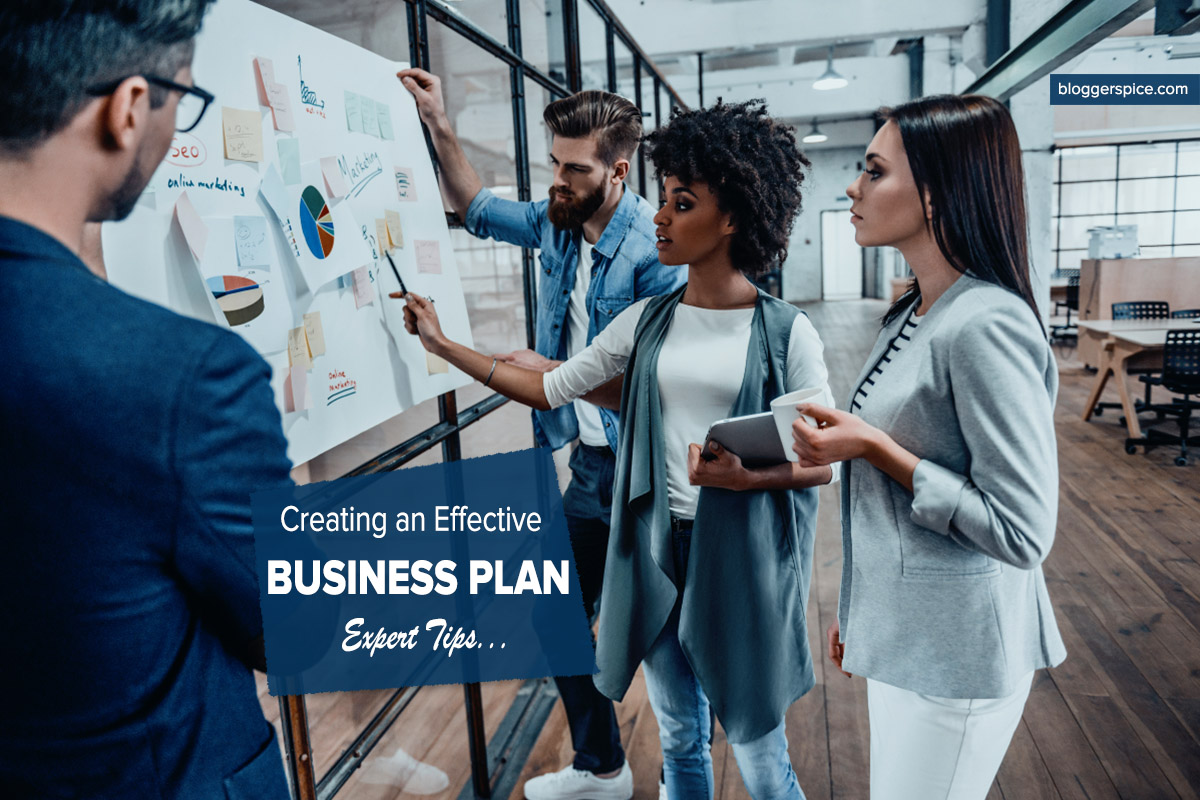12 Tips – How to Write an Effective Business Plan for your Small