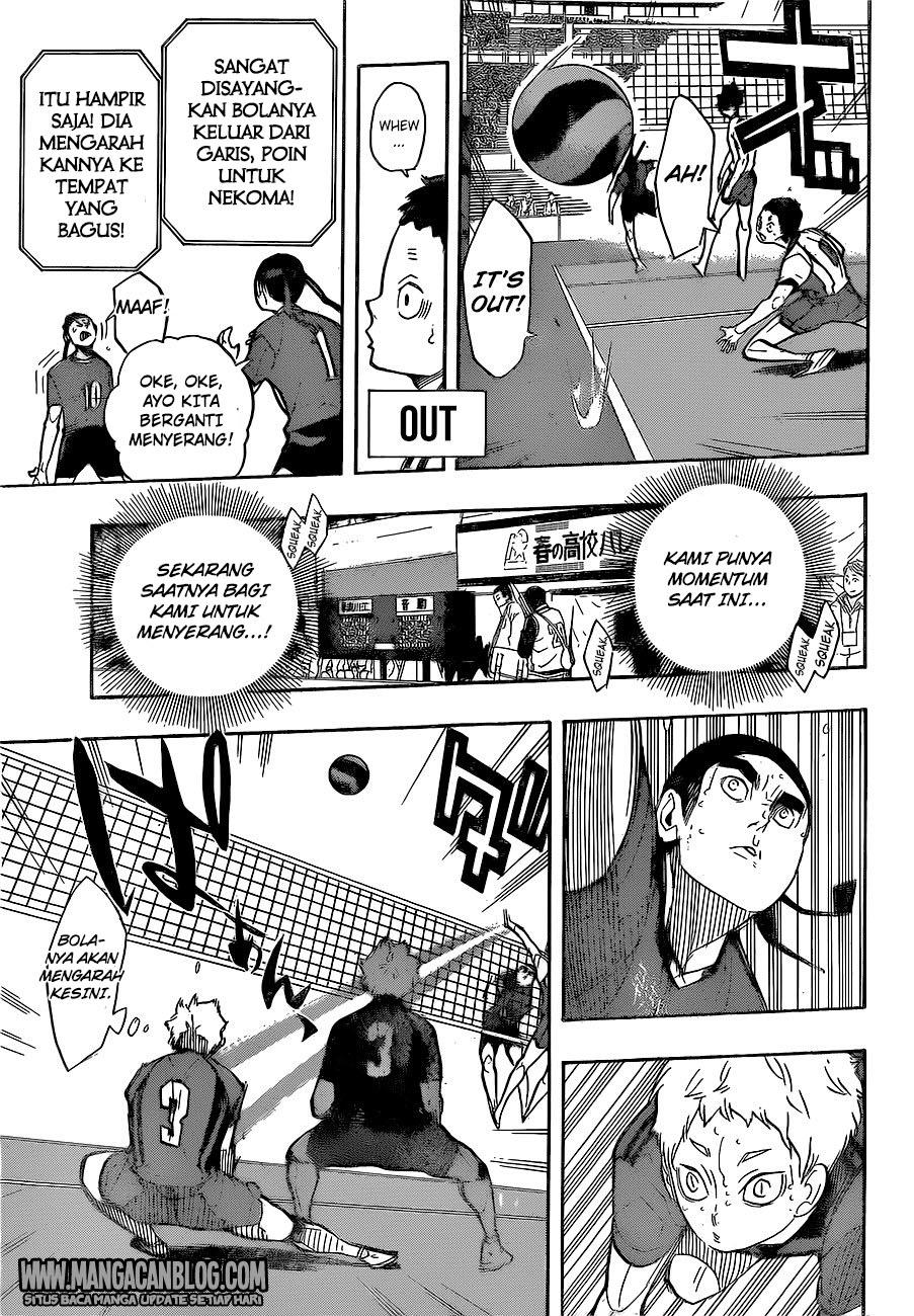 Haikyuu Chapter 267-12